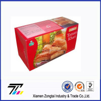 Custom Cardboard Food Packaging Box /Take Away Food Box