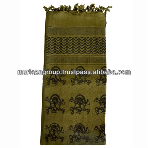 Custom Size Shemagh, Scarfs, Shemagh for Army, Military, Air-force, General Use, Praying use