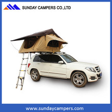 Roof top tent / Car top tent durable canvas suited for global