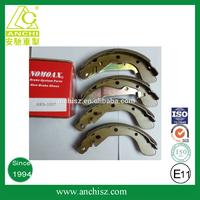 Wholesale adhesive racing car brake shoe