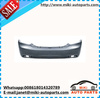 plastic rear bumper for geely englon SC3 GC3 auto spare parts