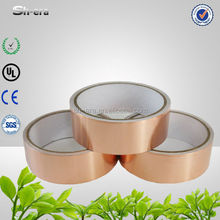 Hot Sale Single Conductive Copper Earthing Foil Tape For Solding