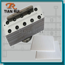 Polyurethane PVC Ceiling Panel Extrusion Mould