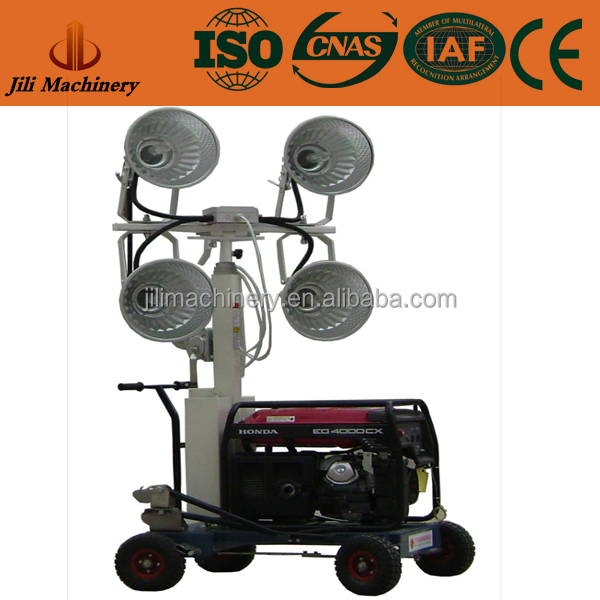 JL12 Hot Sale Portable slot tower light