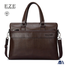 EZE 2017 hot sale designers bags executive leather briefcase for men