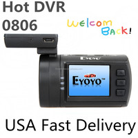 USA Free Shipping DVR for Cars Trucks Portable Easy Installation Car Dash Camera USA Outlets