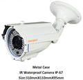 2015 Newest Mini PTZ CCTV camera AHD-R8001S