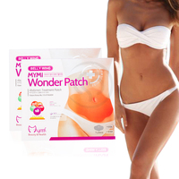 mymi wonder slimming patches for fat burning weight loss slim patch