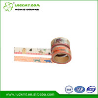 New Writable Decorative One Side Adhesive Washi Paper Tape