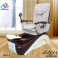 remote control pedicure massage spa chairs / pedicure chairs uk S812-5