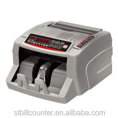 N75A Banknote Counter Sorter With Dust Absorption