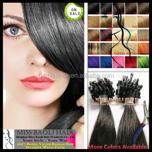 2016 Best Selling 100% Natural Remy Human Hair Wholesale Factory Price Black Star Micro Braid Weft Hair
