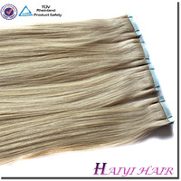 Hotselling Top Quality Noble Gold Hair Weaving