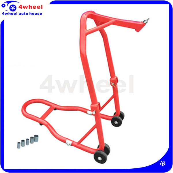 Motorcycle Triple Tree Headlift Front Fork Wheel Lift Stand