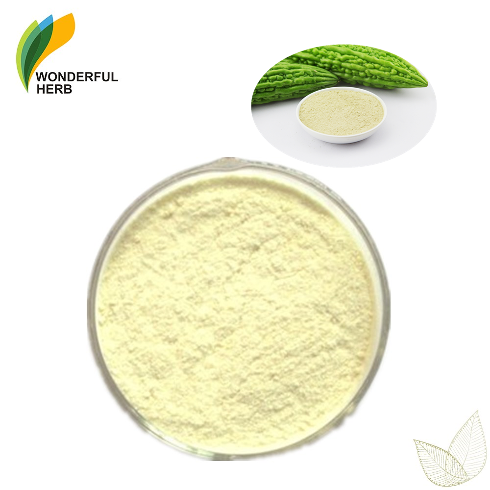 High quality momordica charantia 98% charantin hplc powder natural organic bitter melon extract