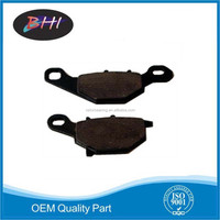 Long working life motorcycle brake pads from BHI motorcycle accessary