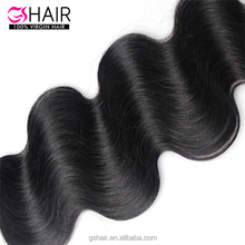 Natural Color cheap raw unprocessed 100% virgin brazilian human hair