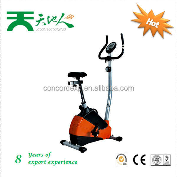 Hot Sale Mini Pedal Recumbent 8 Level Adjustable Magnetic Exercise Bike For Elderly