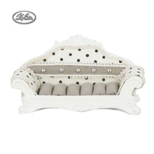 Customized Wedding Ring Display Sofa Shaped Ring Jewelry Holder