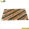 Wholesale high quality teak wood bath mat with reasonable price