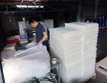 screen print PET film/heat transfer from the film/Heat transfer PET film