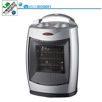 Sungroy 1500W Electric Room Ceramic PTC Fan Heater With Hidden Handle