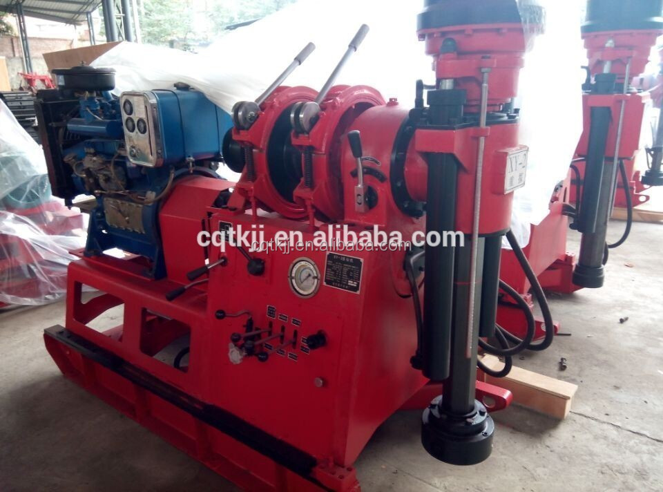 XY-2 Shallow and Medium Deep High Quality Portable Mini Water Well Drilling Rig