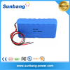 Rechargeable Power supply 12v 18ah li-ion battery pack for car engine starting,
