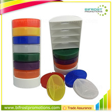 New Design 7 Day Plastic Weekly Pill Box