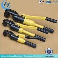 High quality Manual Hydraulic Steel Cutter Tool with Cutting Force 6T for sale