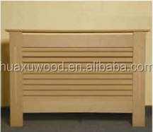 Cheap hot sale wooden radiator cover