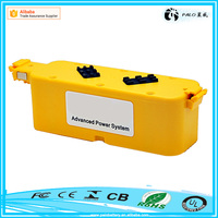 CE ROHS 14.4v sc 3500mah ni mh rechargeable battery pack for vacuum cleaner