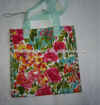 new promotional PP Woven Shopping Bag