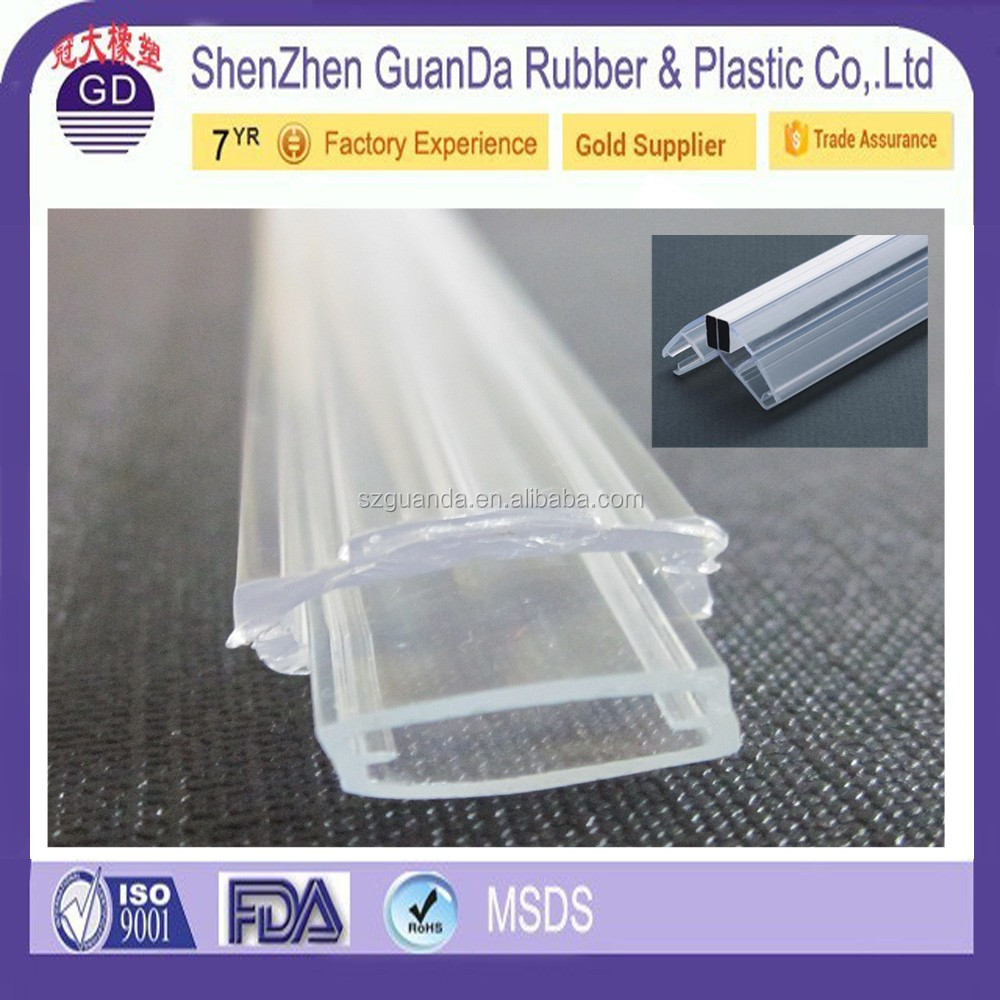 Chinese professional EPDM sponge clear square rubber tubing