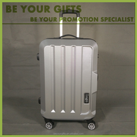 20 inch Promotional travel ABS Trolly luggage