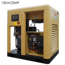 High Quality BTD 15KW/20HP high psi silent electric air compressor