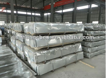 roof galvanized corrugated steel sheet suppliers in china