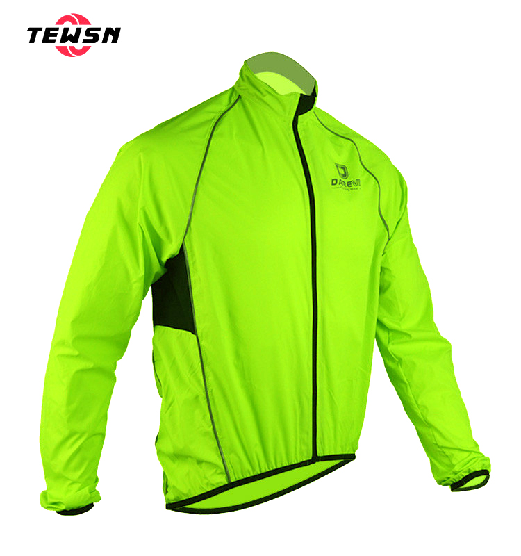 bike wear cycling windcoat bicycle windproof coat