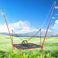 Extreme Gymnastic Bungee Jumping Trampoline Outdoor Sports Equipment