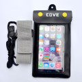 3 Layer Waterproof Bag Underwater Pouch Dry Case Cover for All Mobile Phones
