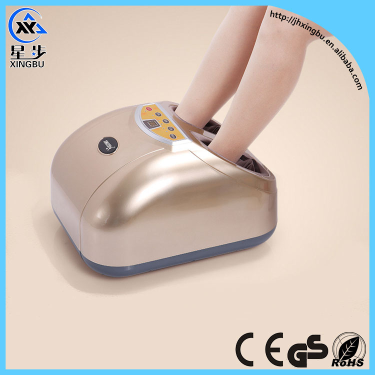 New Products Scraping Rolling heat function MP3 Foot Massage Shiatsu