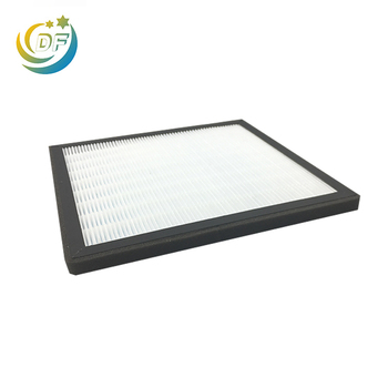 High efficiency hepa filter mask micron sheet smoke vacuum cleaner media