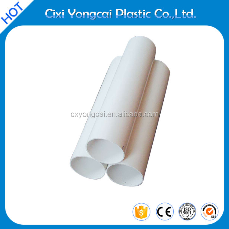 Cheap and Competitive price 5 inch pvc well casing pipe