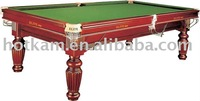 Hottest Billiard table for sale snooker table pool table