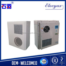 2015 Hot sales cabinet type air conditioner/industrial dc air conditioning/100w-600w cabinet cooler unit with 48V