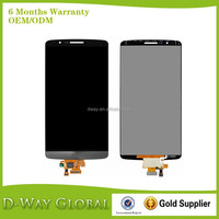 Mobile Phone Repair Parts LCD With Digitizer For LG G3 D855, For LG G3 D855 Display, For LG G3 D855 LCD