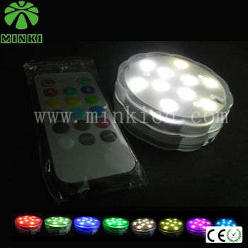 2014 China New product remote control led light bar