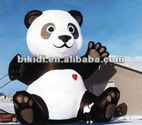 Inflatable Panda, inflatable cartoon balloon for sale K2065