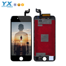 YX quality lcd touch screen for apple iphone 6s with wholesale price