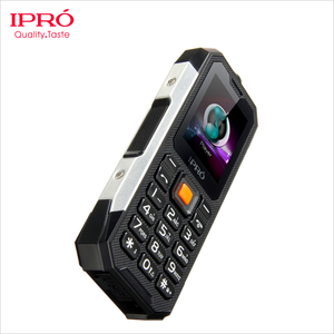 big battery 2500mAh dual sim simple rugged phone